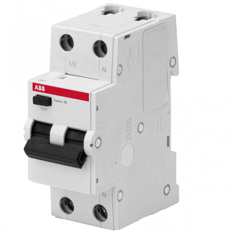 Автоматический выключатель 2-пол. SH202L 16А